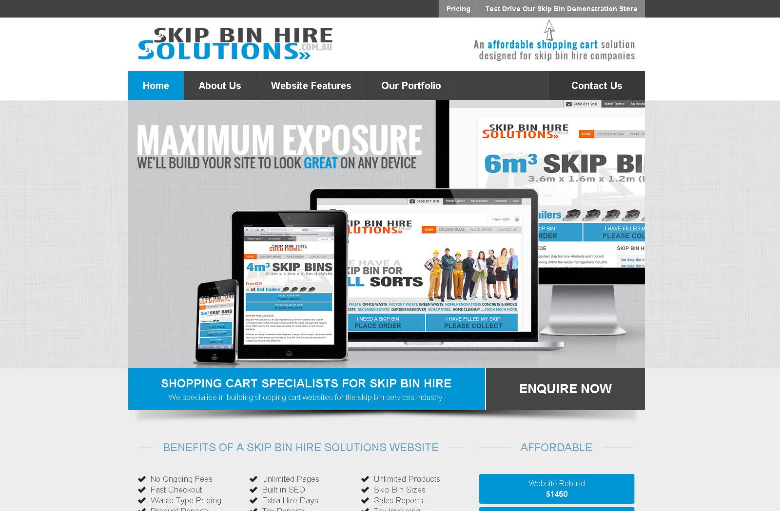 Skip Bin Hire Solutions