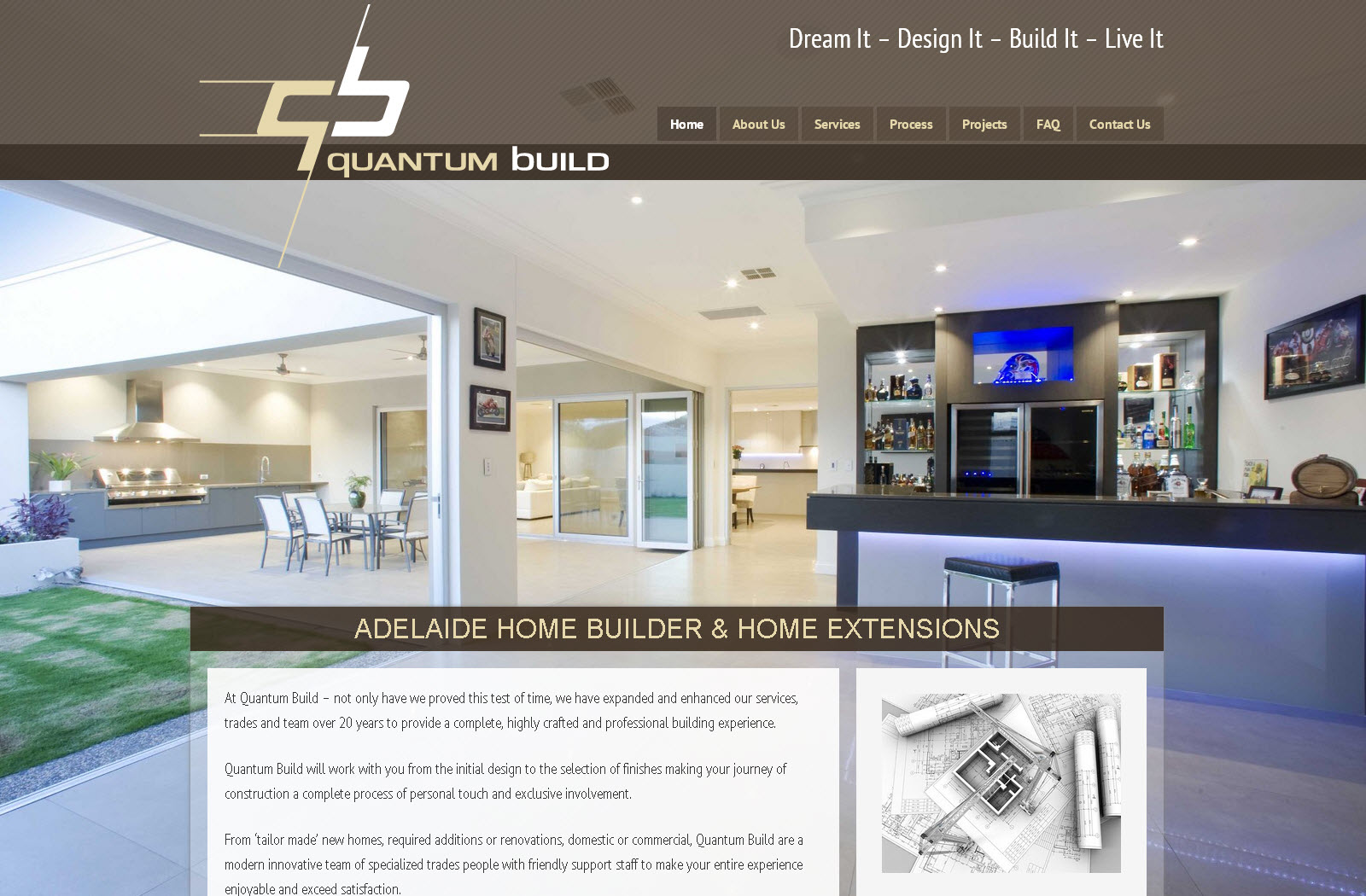 Quantum Build